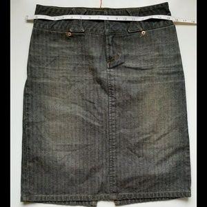 NWOT very rare Joe's Jeans pencil skirt sample